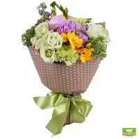 Купить красивый букет «Французский комплимент» с доставкой