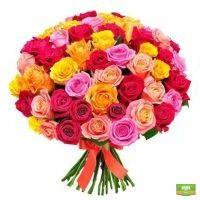 Заказать букет «51 роза» для родных с доставкой в любой уголок страны и мира.