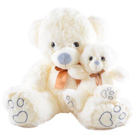 Мама и малыш-медведь