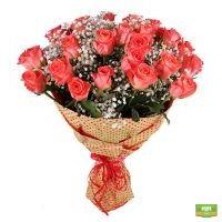 Заказать букет из роз «Осенняя прогулка» с доставкой в любой город