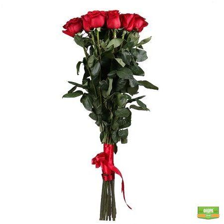 Букет из 15 роз (1 метр)