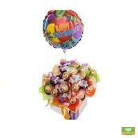 Оригинальный букет из конфет «Маленький сюрприз» с доставкой