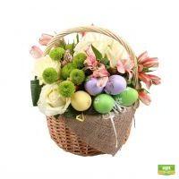 Заказать букет цветов с доставкой по миру