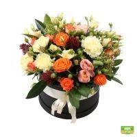 Композиция «Эмили Роуз» | купить цветы с доставкой на Flora2000