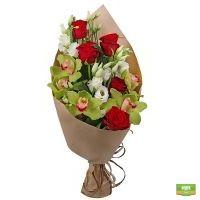 Заказать букет «Искренность любви» для родных с доставкой в любой уголок страны и мира.