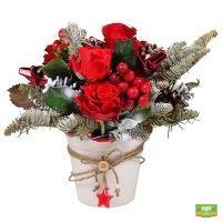 Заказать букет «К Рождеству» с доставкой