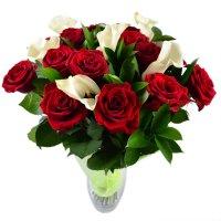Цветы для любимой - закажите сейчас