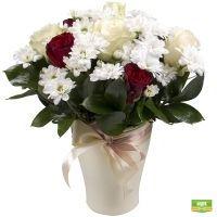 Купить красивый букет «Изысканная прелесть» с доставкой в любую точку мира