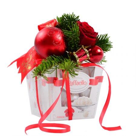 Доставка цветов новогодних подарков купить дешево цветы в воронеже