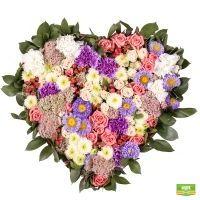Купить маленькую композицию «Нежный прованс» из микса сезонных цветов. Доставка!