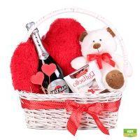 Подарочный набор на День Валентина