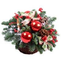 Рождественская композиция 2