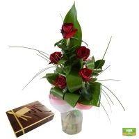 Воспоминания + конфеты в подарок