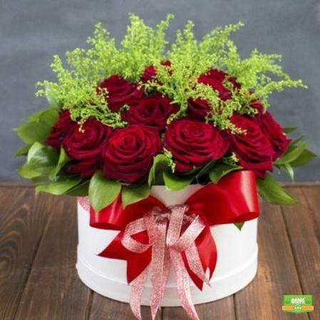 Объятия роз