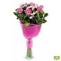 София + ваза