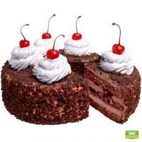 Заказать торт «Вишня в шоколаде» с доставкой в любой город
