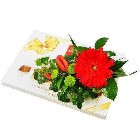 Цветочный De Lux
