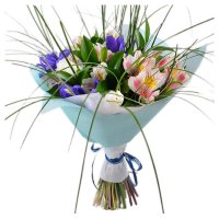 Весенний микс (11 цветков)