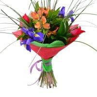 Весенний микс (7 цветков)