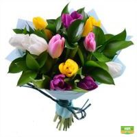 Заказать букет «Весенний привет» с доставкой