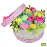 Купить композицию «Вкусный подарок» с доставкой