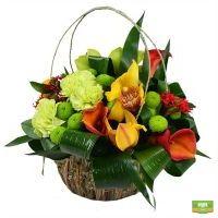 Заказать букет цветов «Звездный вечер»  онлайн