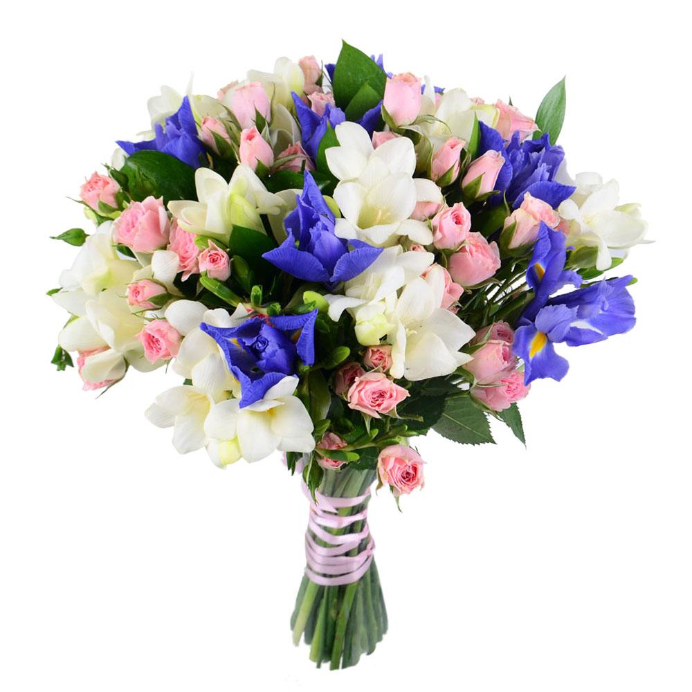 Букеты цветов в ЯндексКоллекциях