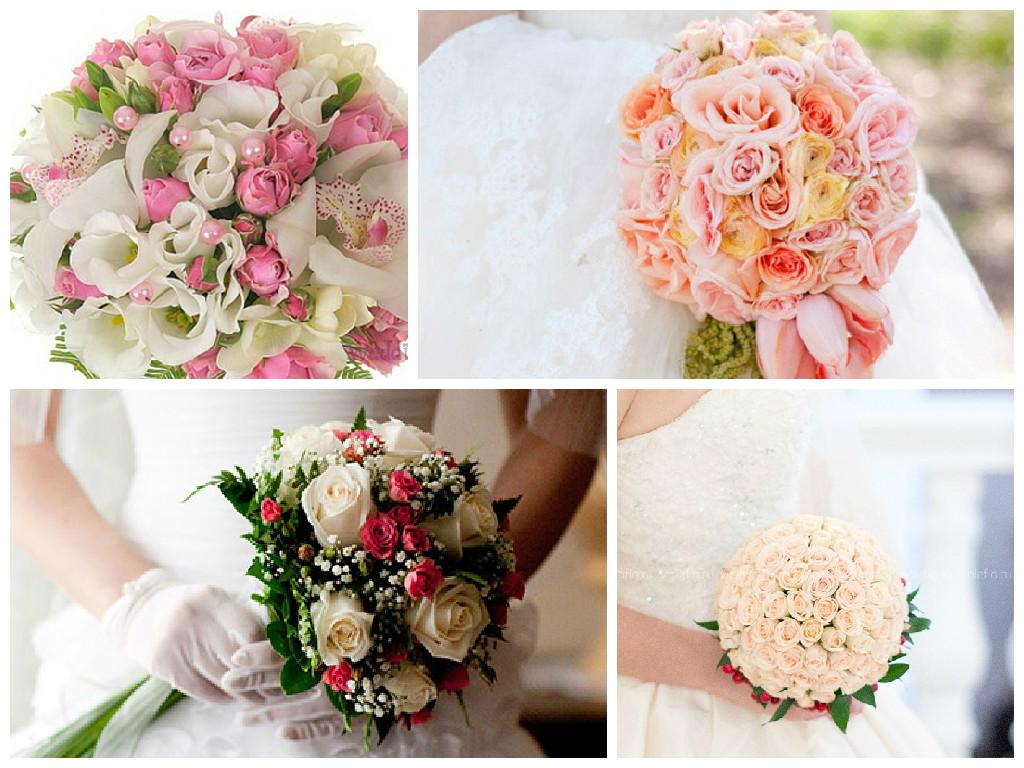 svadebnie-buketi-iz-malenkih-rozovih-rozochek