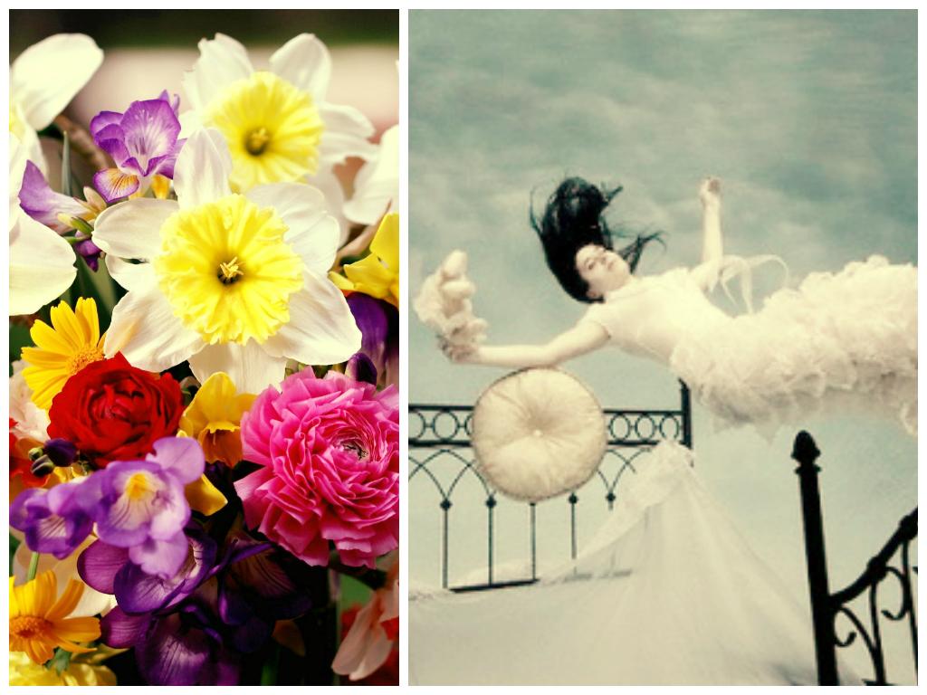 Плохое предзнаменование во сне, несут даренные комнатные цветы, значит, вы узнаете о смерти знакомого человека.