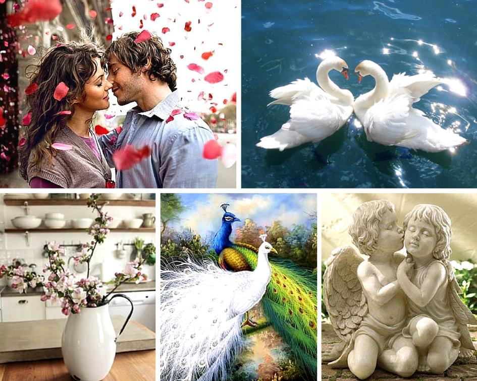 Картинка по феншуй привлечение любви