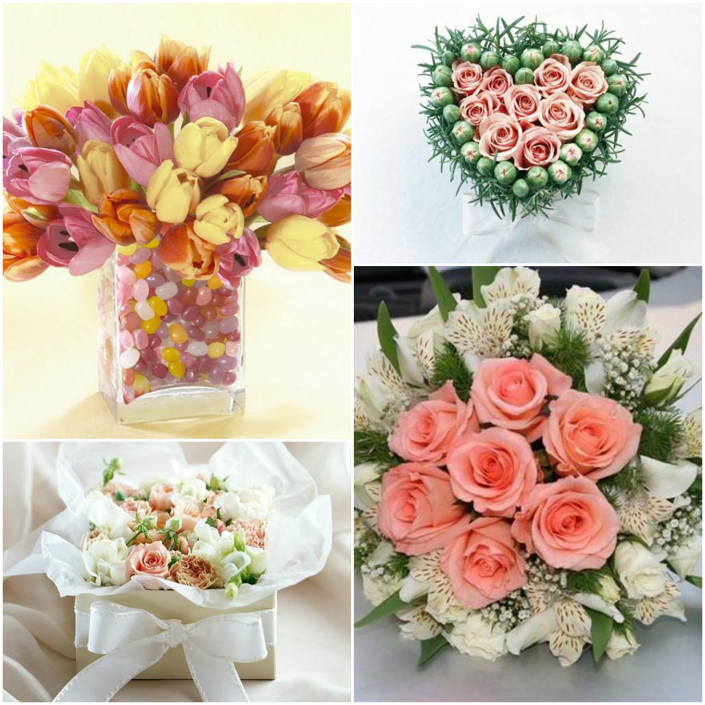 Составление букетов название цветов мастер класс, невесты