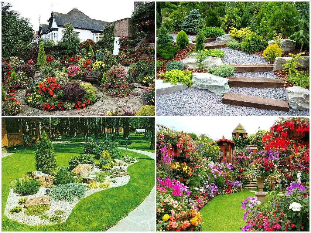 Французский сад своими руками фото 513