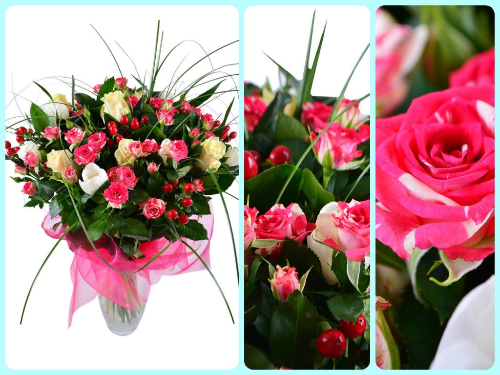 Какие цветы принято дарить 90