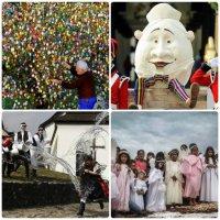 Пасхальные традиции и обычаи у разных народов мира